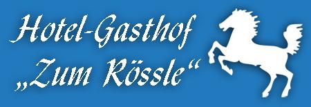German Hotel Gasthof zum Rössle in Heilbronn-Frankenbach